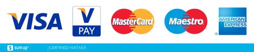 Card payment logos